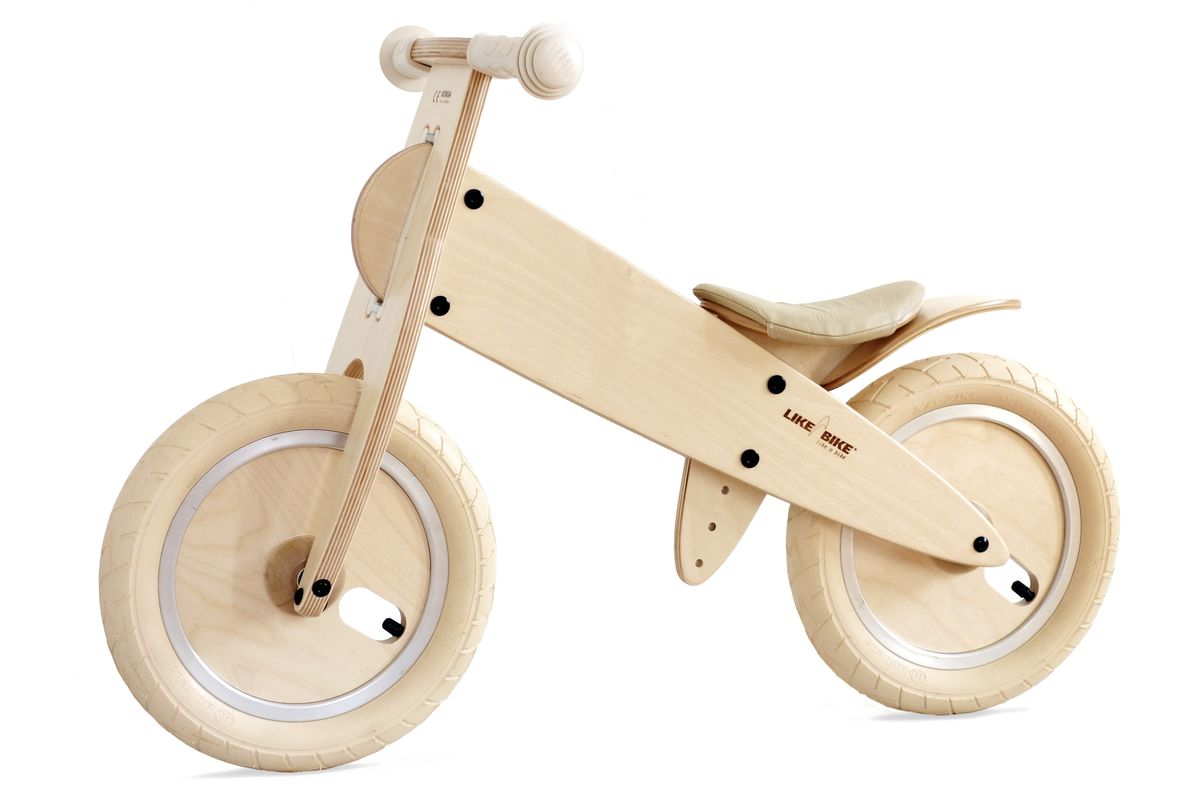 LIKEaBIKE Mountain White (Limited Edition) : £164.95 ...