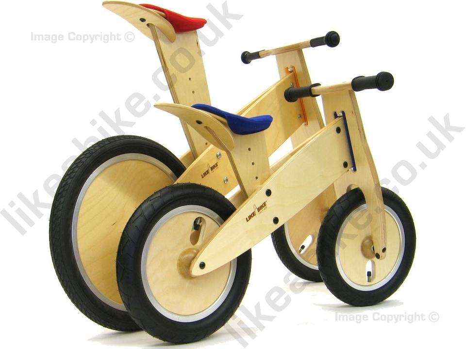 LIKEaBIKE Maxi : £189.95 : LIKEaBIKE Balance Bikes Range ...