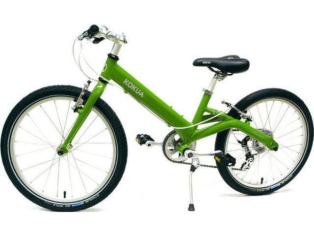 Kokua LIKEtoBIKE 20 Metallic Green click to zoom image